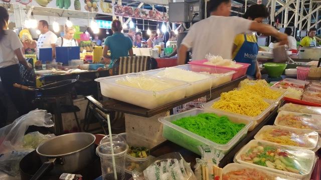 Thai Street Food duffelbagspouse